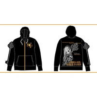 T-shirts - Hoodie - Fate/Grand Order / Katsushika Hokusai & Abigail Williams Size-L