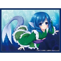 Card Sleeves - Over Sleeves - Touhou Project / Wakasagihime