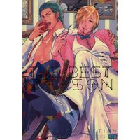 [Boys Love (Yaoi) : R18] Doujinshi - ONE PIECE / Zoro x Sanji (THE BEST SEASON *再録) / Kyoukuraya