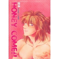 [Boys Love (Yaoi) : R18] Doujinshi - Houshin Engi / Bunchu x Kou Hiko (HONEY COME!!) / 素直な脊髄