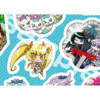 Stickers - PreCure Series