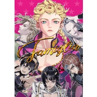 Doujinshi - Illustration book - Jojo Part 5: Vento Aureo (famiglia) / i WANNA !