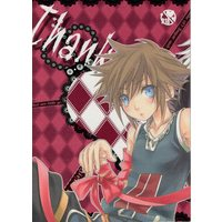 [Boys Love (Yaoi) : R18] Doujinshi - KINGDOM HEARTS / Riku x Sora (Thank you for your birth ※イタミ有) / blossom