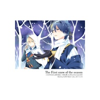Doujinshi - Touken Ranbu / Mikazuki Munechika x Yamanbagiri Kunihiro (The first snow of the season) / aura