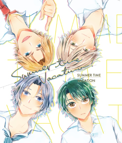 Doujinshi - Prince Of Tennis / Rikkai University of Junior High School & Seishun Gakuen & Hyoutei & Shitenhouji (【匿名配送】 SUMMER TIME VACATION) / mmttttkk