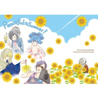Doujinshi - Anthology - Touken Ranbu / All Characters (Peaceful ☆ Summer!) / ミドリイロドリ
