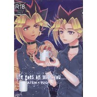 [Boys Love (Yaoi) : R18] Doujinshi - Novel - Yu-Gi-Oh! / Yami Yugi x Muto Yugi (life goes on with you *文庫 ☆遊☆戯☆王) / Ash