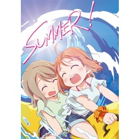 Doujinshi - Love Live! Sunshine!! / Watanabe You & Takami Chika (SUMMER!) / お膳立て