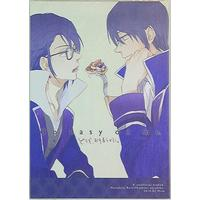 Doujinshi - K (K Project) / Reisi x Saruhiko (Go easy on me どうぞ、お手柔らかに。) / チョロイデス