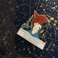 Pin - Shadowbringers / G'raha Tia (Crystal Exarch)