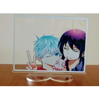 Acrylic stand - Blue Exorcist / Rin & Mephisto