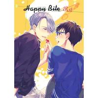 [Boys Love (Yaoi) : R18] Doujinshi - Yuri!!! on Ice / Victor x Katsuki Yuuri (Happy Bite) / 熾