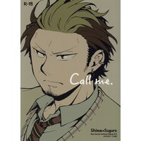 [Boys Love (Yaoi) : R18] Doujinshi - Blue Exorcist / Renzo x Suguro (Call me ☆青の祓魔師) / T.CUBE