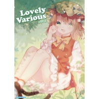 Doujinshi - Illustration book - Touhou Project (Lovely Various vol.3) / AbsoluteZero