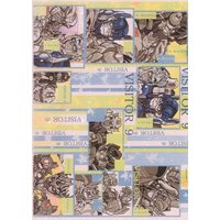 Doujinshi - Transformers / All Characters (VISITOR *コピー 9) / TF.CORPORATION