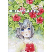 Doujinshi - Illustration book - Pokémon / All Characters (HOLIDAY/VACATION) / 羽風巻
