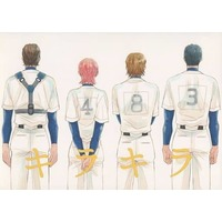 Doujinshi - Novel - Ace of Diamond / All Characters (Diamond no Ace) (キラキラ) / 緩慢