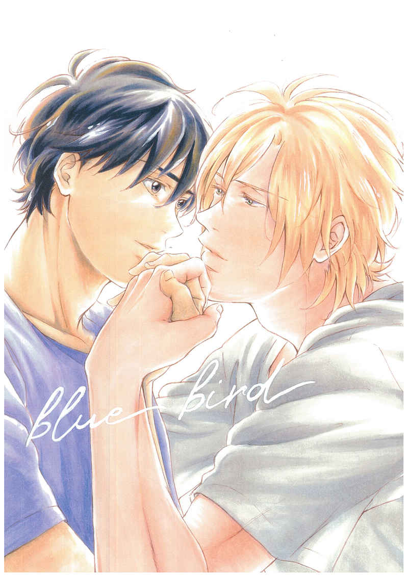 Doujinshi - BANANA FISH / Ash x Eiji (blue bird) / ちょこバナナ本舗