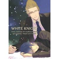 [Boys Love (Yaoi) : R18] Doujinshi - Final Fantasy XV / Ignis x Noctis (WHITE KNIGHT【池袋本店出品】) / ソロフライト