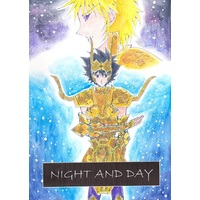 Doujinshi - Saint Seiya / Ioria x Syura (NIGHT AND DAY) / 星海幻想