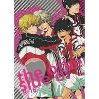 [Boys Love (Yaoi) : R18] Doujinshi - Novel - Prince Of Tennis / Kirihara Akaya x Yanagi Renzi & Kenya x Shiraishi (the other side of) / アイデアルカット