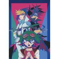 Doujinshi - Yu-Gi-Oh! ARC-V / Sakaki Yuya & Yuto & Yugo (Don't come here now!) / 自宅