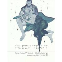 [Boys Love (Yaoi) : R18] Doujinshi - Final Fantasy XV / Gladiolus x Ignis (SLEEP TIGHT【池袋本店出品】) / Mushikago