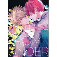 [Boys Love (Yaoi) : R18] Doujinshi - My Hero Academia / Todoroki Shouto x Bakugou Katsuki (OUT FROM UNDER) / alco