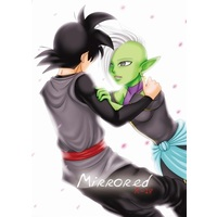 [Boys Love (Yaoi) : R18] Doujinshi - Novel - Dragon Ball / Zamasu (Mirrored) / ぜんざい亭