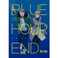 Doujinshi - Hetalia / America x United Kingdom (BLUE HOUR END) / Hobby Hobby