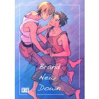 [Boys Love (Yaoi) : R18] Doujinshi - IRON-BLOODED ORPHANS / Aston Altland x Takaki Uno (Brand New Down) / おころり