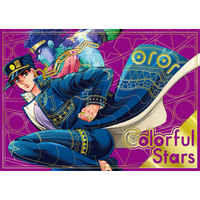 Doujinshi - Illustration book - Jojo Part 3: Stardust Crusaders / Kakyouin x Jyoutarou (Colorful Stars) / 吉日