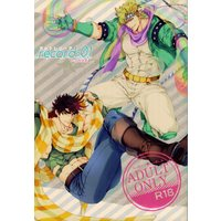 [Boys Love (Yaoi) : R18] Doujinshi - Jojo Part 2: Battle Tendency / Caesar x Joseph (.record:01 *再録) / シードット