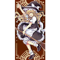Towels - Touhou Project / Kirisame Marisa