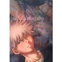 [Boys Love (Yaoi) : R18] Doujinshi - Anthology - My Hero Academia / Bakugou Katsuki x Midoriya Izuku (While sleeping... *合同誌) / melty rain