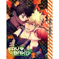 [Boys Love (Yaoi) : R18] Doujinshi - Anthology - Omnibus - My Hero Academia / Todoroki Shouto x Bakugou Katsuki (FAVBAKU:RE) / APOLLO
