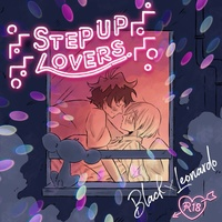 [Boys Love (Yaoi) : R18] Doujinshi - Blood Blockade Battlefront / Leonard Watch (STEP UP LOVERS) / ukareatama
