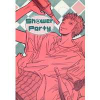 [Boys Love (Yaoi) : R18] Doujinshi - ONE PIECE / Luffy x Zoro (Shower Party (ルフィ×ゾロ) / Wild World Pirates!) / Wild World Pirates!(OVER HEAT!)