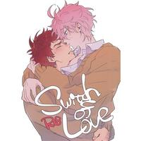 [Boys Love (Yaoi) : R18] Doujinshi - High Speed! / Shiina Asahi x Sigino Kisumi (Switch of Love【池袋本店出品】) / ABCM