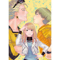 Doujinshi - TIGER & BUNNY / Ryan Goldsmith x Karina Lyle (△ -Triangle-) / ノースダコタ!