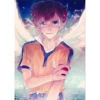 Doujinshi - Inazuma Eleven GO / Tenma x Kyousuke (いつかのきみへ) / HYSTERIC SPIDER