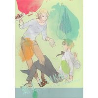 Doujinshi - Anthology - Hetalia / France x United Kingdom (彼まで34㎞ *アンソロジー) / non-ya