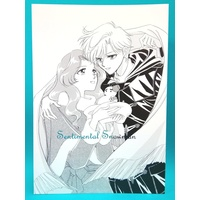Doujinshi - Sailor Moon / Tenou Haruka (Sailor Uranus) & Kaiou Michiru (Sailor Neptune) (02_Sentimental Snowman) / けやき通り