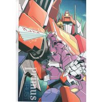 Doujinshi - Transformers / All Characters (Primus IN WE TRUST) / Steel and Starlight