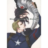 Doujinshi - Captain America (Good Morning Soldier) / Un Carillon