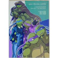 [Boys Love (Yaoi) : R18] Doujinshi - Mutant Ninja Turtles (spec+Re:mix_LD/DL *再録) / special+spec