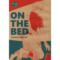 [Boys Love (Yaoi) : R18] Doujinshi - Gintama / Hijikata x Gintoki (ON THE BED ☆銀魂) / Megalomanialibido