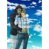 Doujinshi - Final Fantasy XV / Gladiolus x Ignis (Like a fairy tale) / The Fantasy Empire
