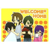 Doujinshi - Manga&Novel - Anthology - Mobile Suit Gundam 00 / All Characters (Gundam series) (WELCOME*HOME) / きらきら式/Childish*