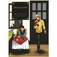 Doujinshi - Novel - TIGER & BUNNY / Kotetsu x Barnaby (Over and Over) / 青兎楼